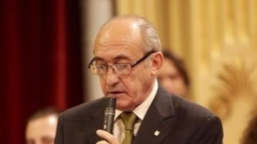 Fallece el político castellonense Manuel Monerris