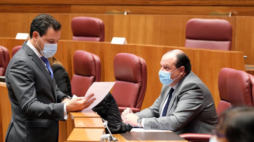 El debate sobre despoblación en Castilla y León se instala en los reproches mutuos en las Cortes