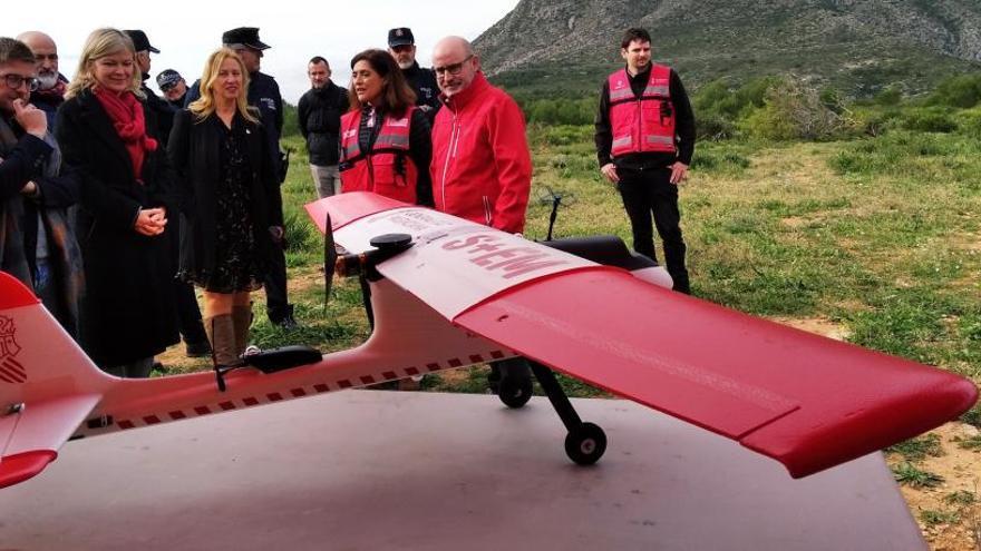 Drones, ojos en la montaña y la costa