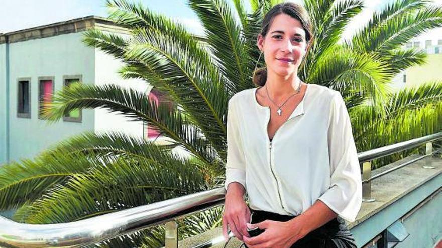 Marta García Outón: «Hay que abordar la migración a largo plazo y analizar las oportunidades»