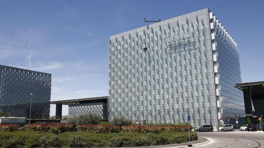 Telefónica obtuvo un beneficio neto de 1.344 millones hasta septiembre.