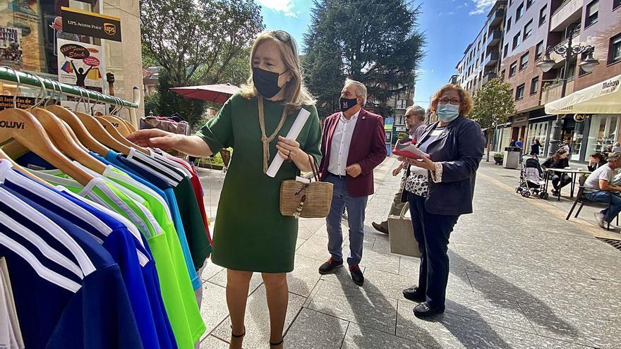 La comarca logra contener el cierre de negocios pese a la crisis por la pandemia