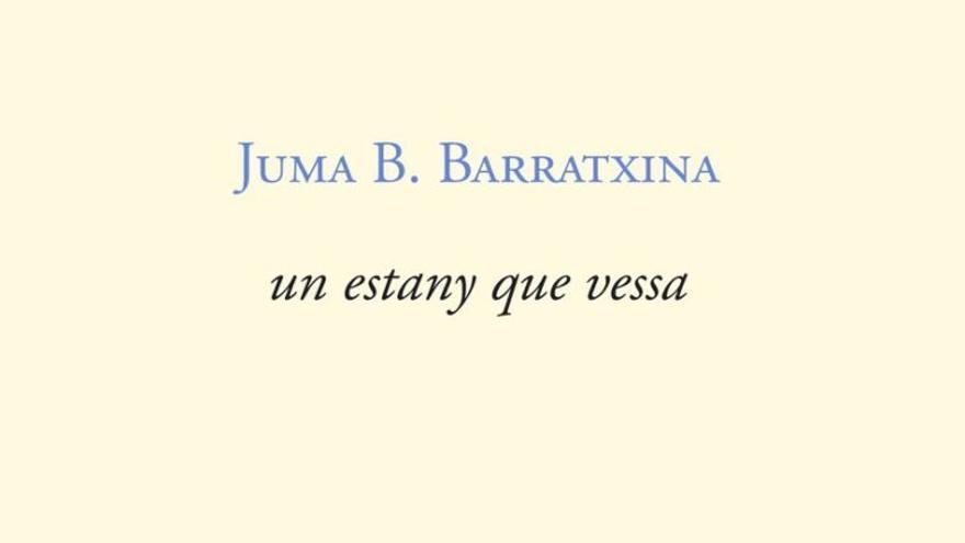 56 Fira del Llibre de València: Presentación libro Un estany que vessa