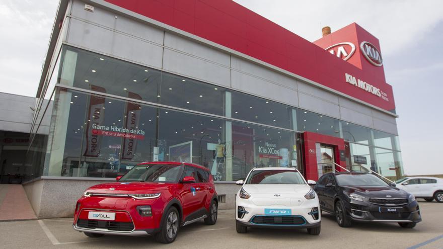 ¿Estás pensando en comprar un coche eléctrico? Descubre los nuevos modelos de Kia