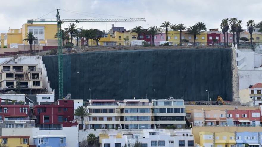Avantespacia levanta un edificio en el solar del derrumbe de Pancho Guerra