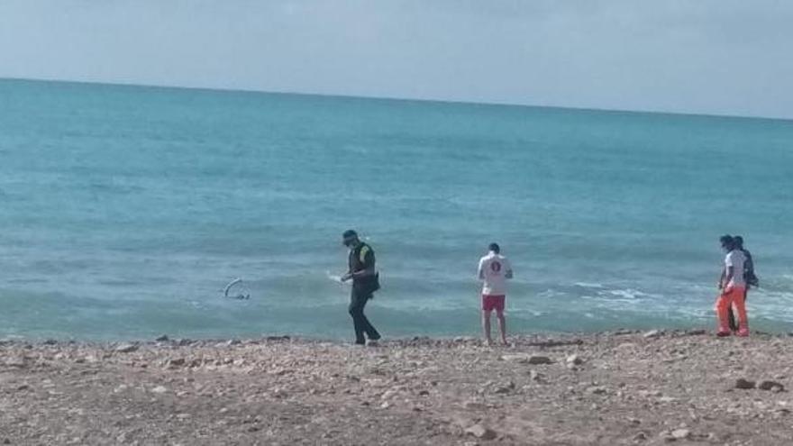 Un hombre muere ahogado en la playa de Xilxes