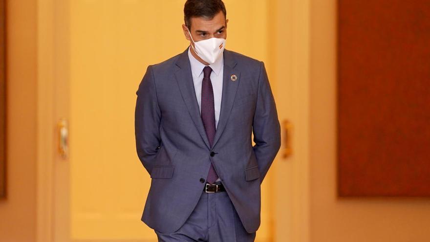 Sánchez defiende ante Feijóo el estado de alarma y sus normas contra la covid