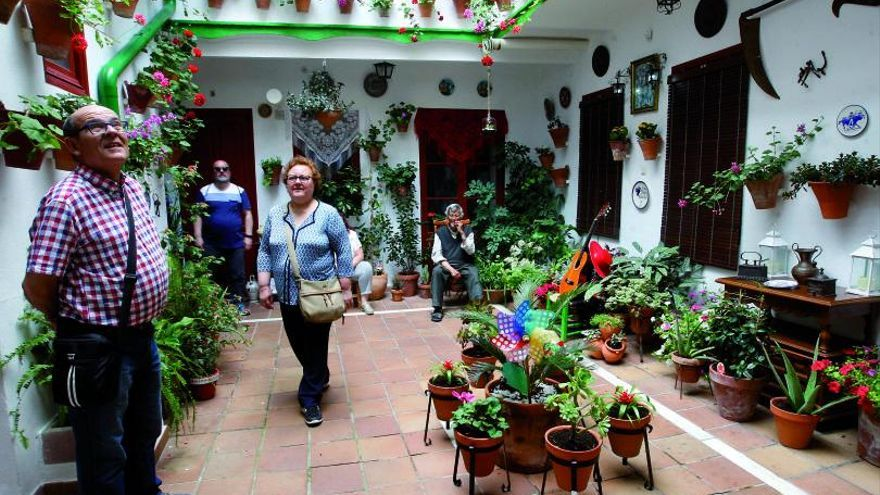 Patios de Córdoba 2021: Ruta 3 San Andrés - Realejo