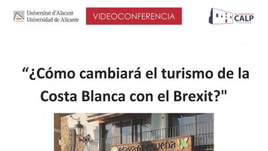 ¿Cómo cambiará el turismo de la Costa Blanca con el Brexit?