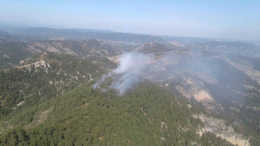 El 112 gestiona 269 avisos de pequeños incendios agrícolas en Zuera, Casetas, Utebo y Peraltilla