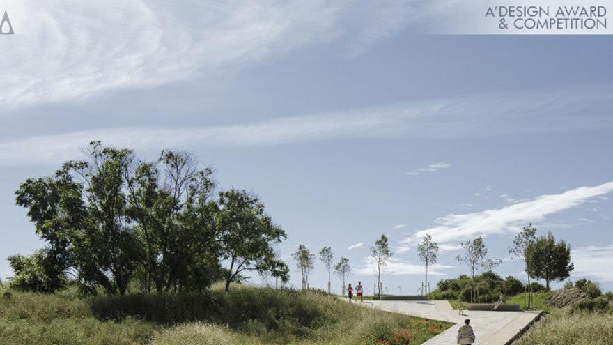 L'obra de recuperació de les guixeres d'Igualada rep un nou premi internacional
