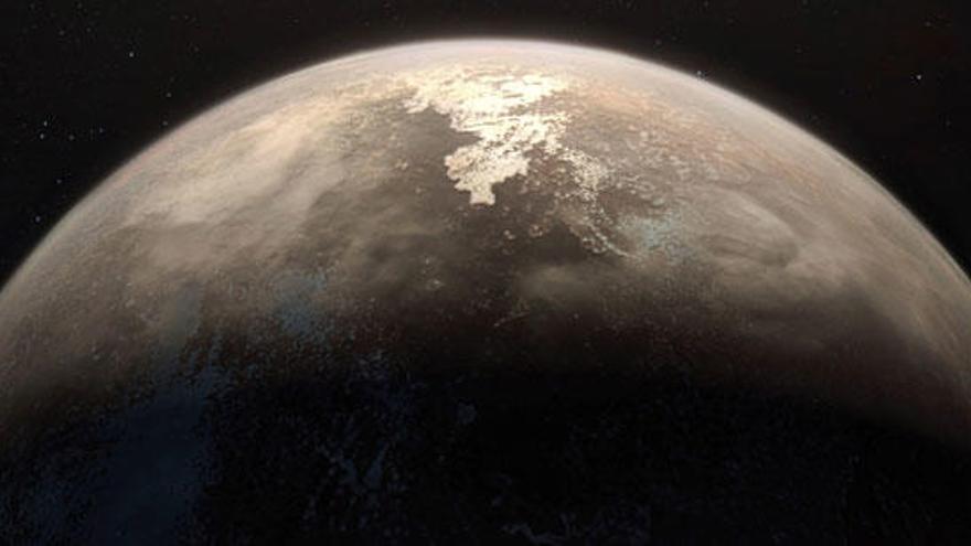 Descubren un planeta cerca de la Tierra que podría albergar vida