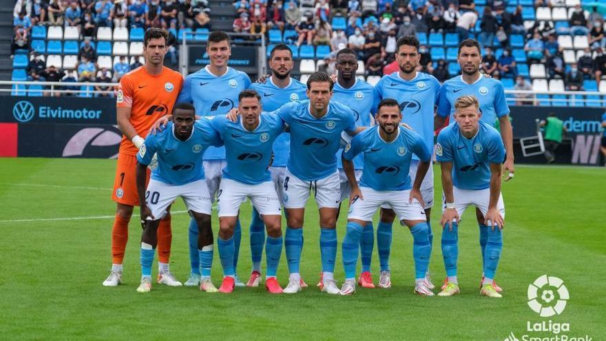 La UD Ibiza evalúa su ansiedad frente a un Valladolid al alza