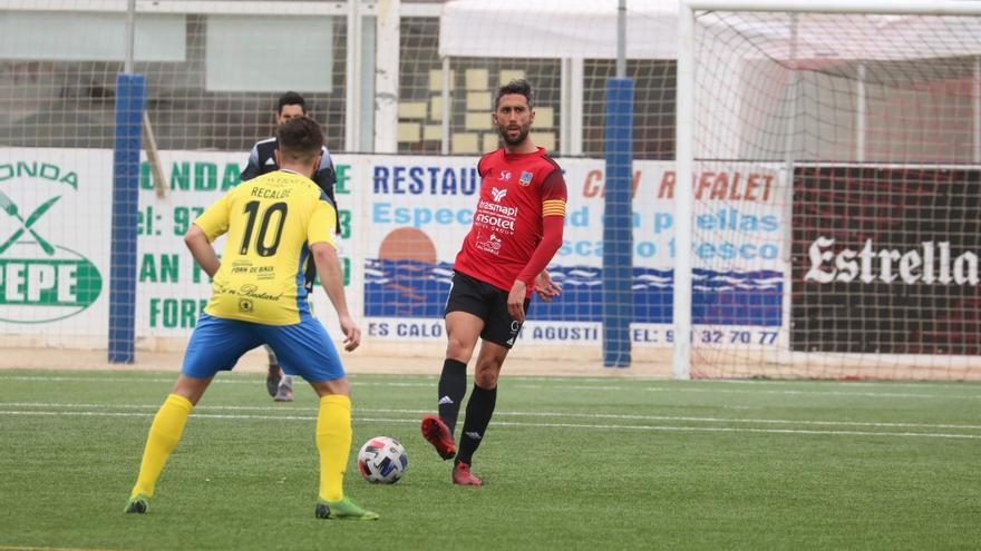Formentera y Sant Rafel se gustan con dos triunfos convincentes
