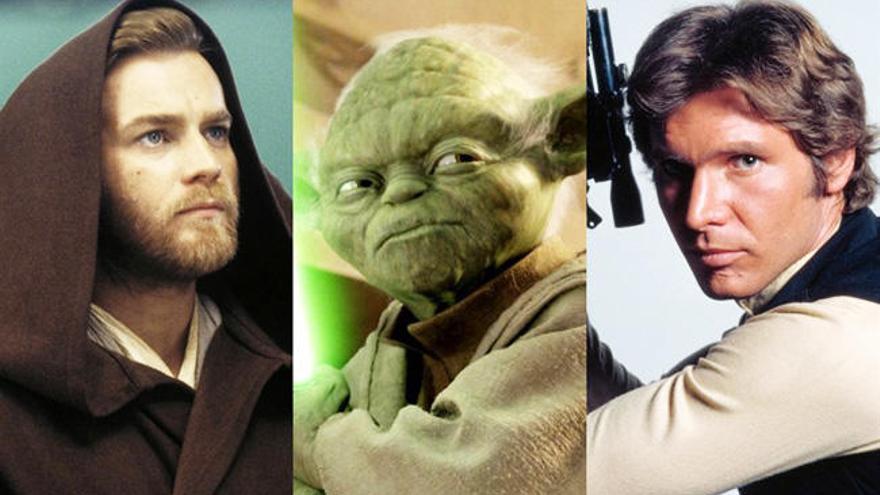 ¿Quién protagonizará la película secreta de la saga 'Star Wars'?