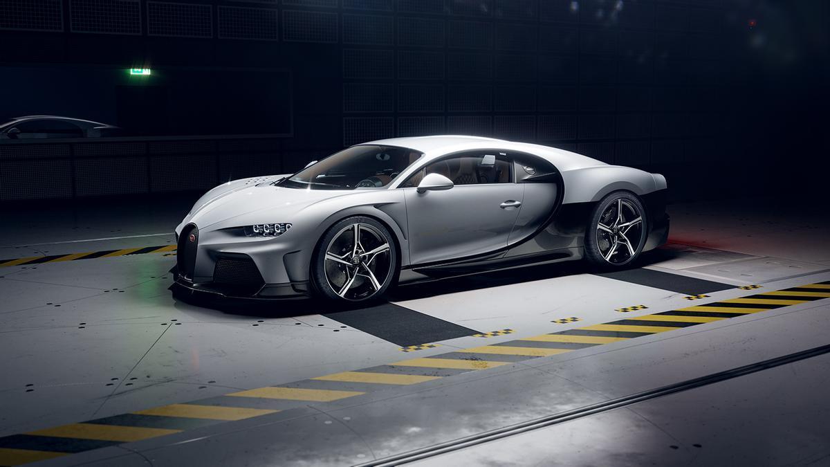 Bugatti Chiron Super Sport, la búsqueda del coche más rápido del mundo