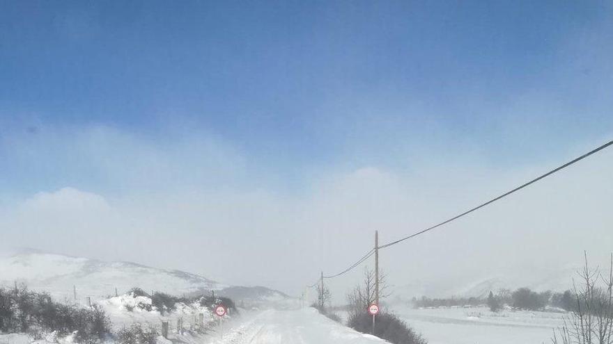 La Diputació subvenciona amb 350.000 euros 33 ajuntaments per nevades i glaçades