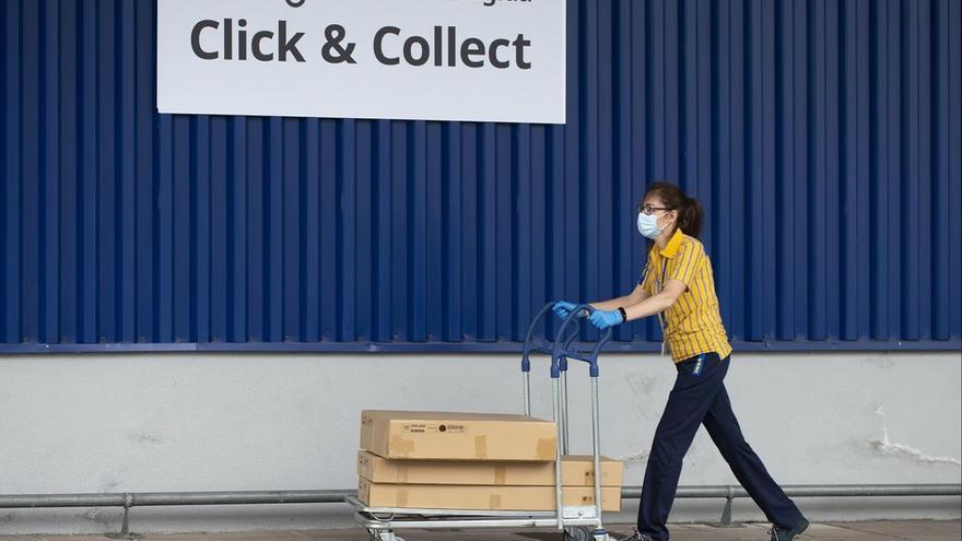 Ikea pone en marcha su servicio de recogida de pedidos en el centro comercial Gran Vía de Alicante