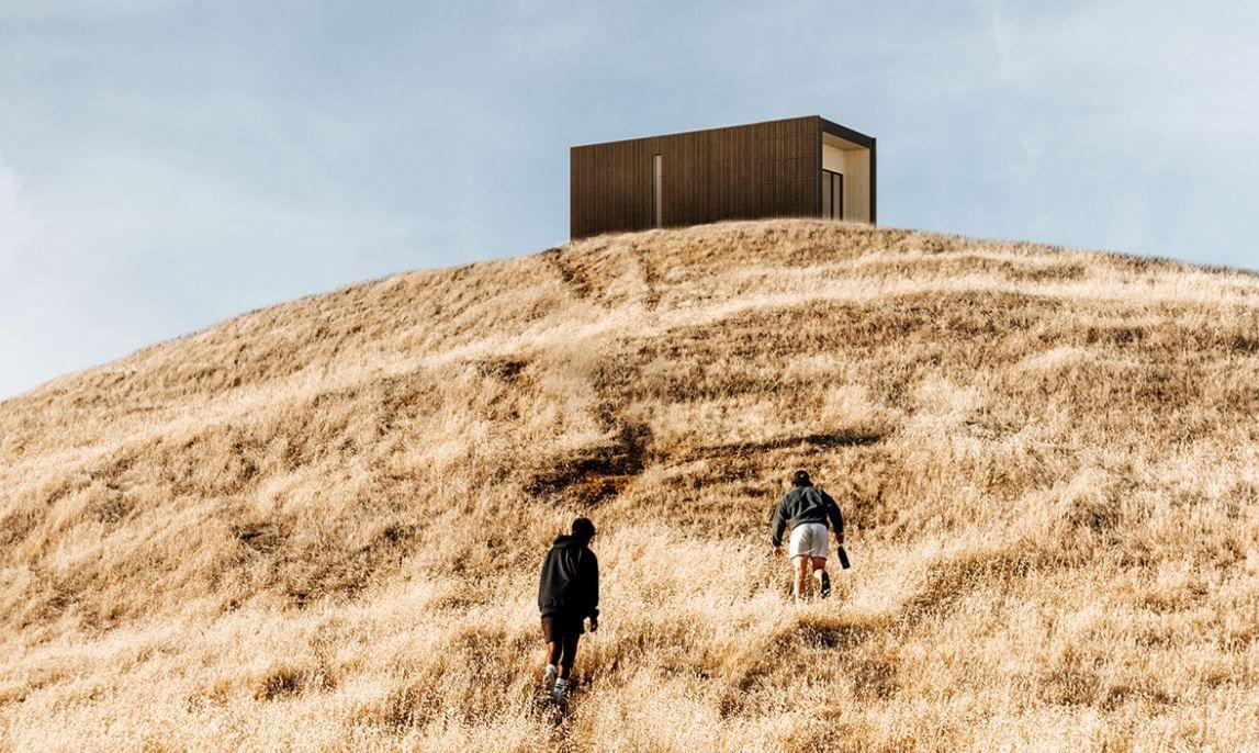 """Así es """"Liten"""", la casa prefabricada de Lanzadera que se monta en un día"""