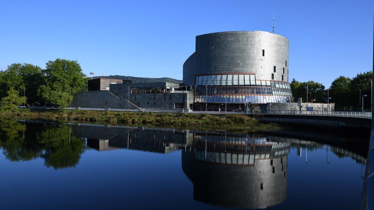 El Pazo da Cultura de Pontevedra
