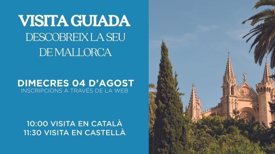 Visita guiada – Descobreix la Seu de Mallorca