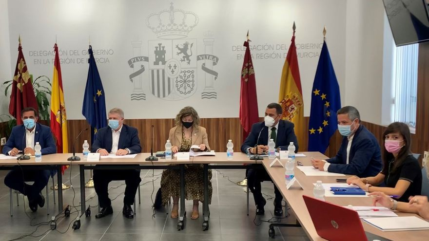 """El Ayuntamiento propone a Adif """"minimizar las molestias"""" durante las obras del soterramiento"""