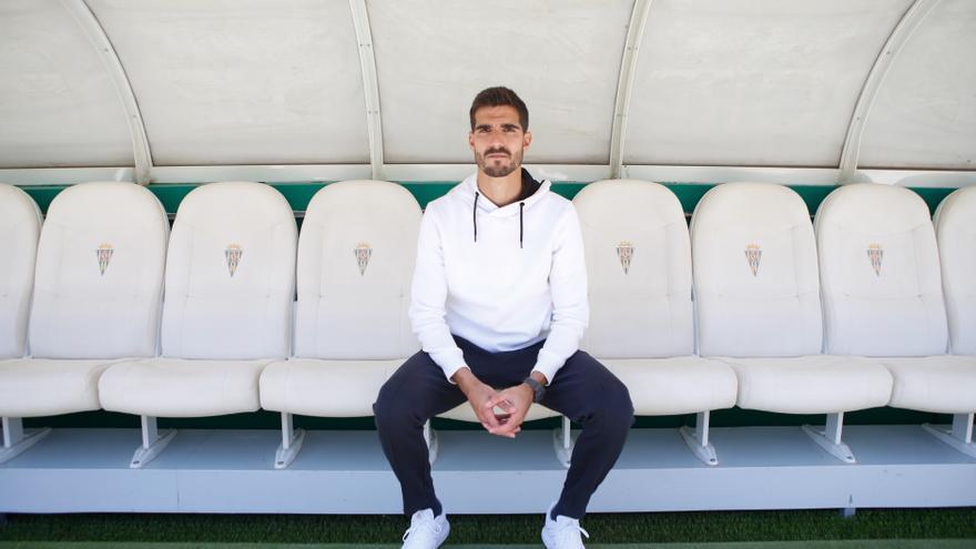 Entrevista a Bernardo Cruz, jugador Córdoba CF