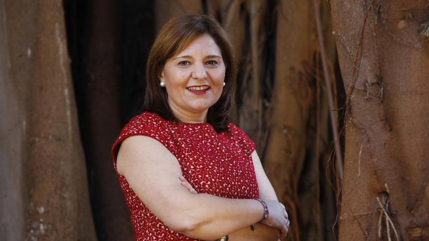 Isabel Bonig, la lideresa que resistió a las horas bajas