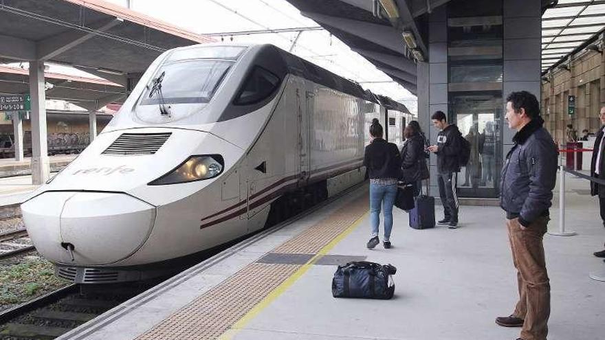 Recupera la normalidad el tráfico ferroviario entre Zamora y Ourense tras el corte que retrasó tres Alvia Madrid-Galicia