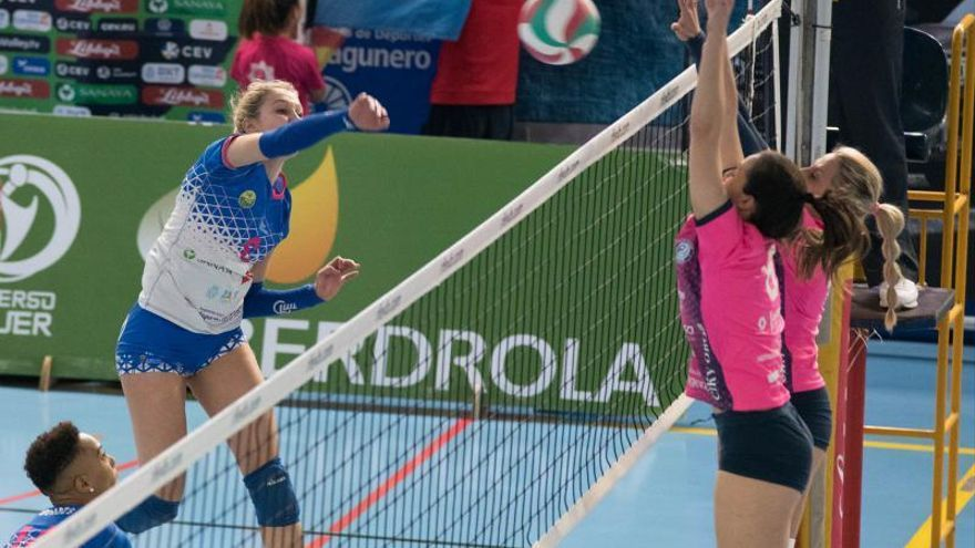 Voleibol: Haris-Algar