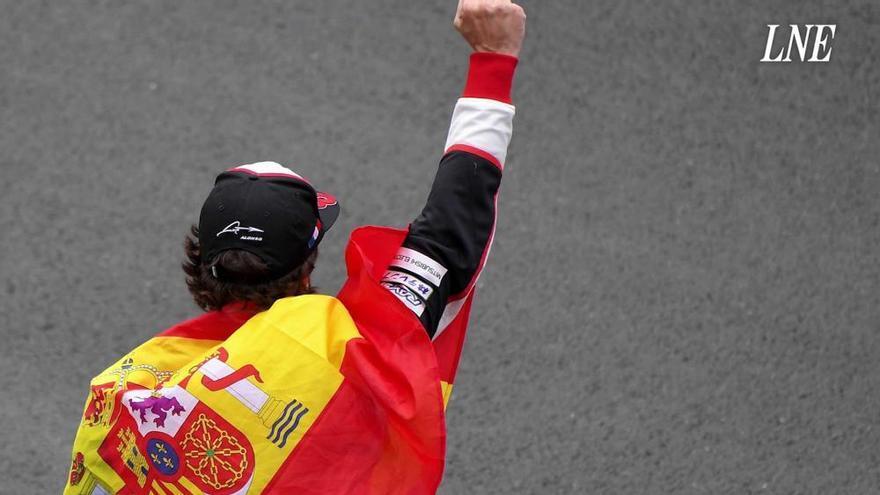 Fernando Alonso: un Príncipe para la historia