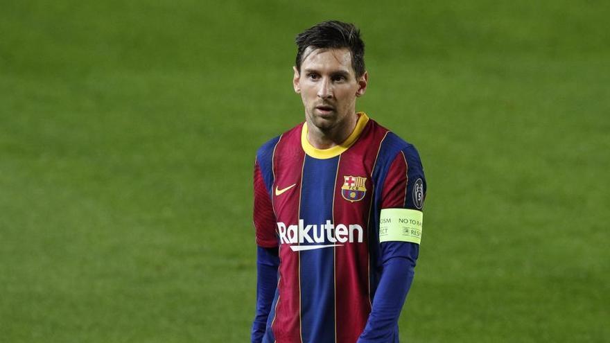 El 'Abc', condenado a indemnizar a Leo Messi por daños morales