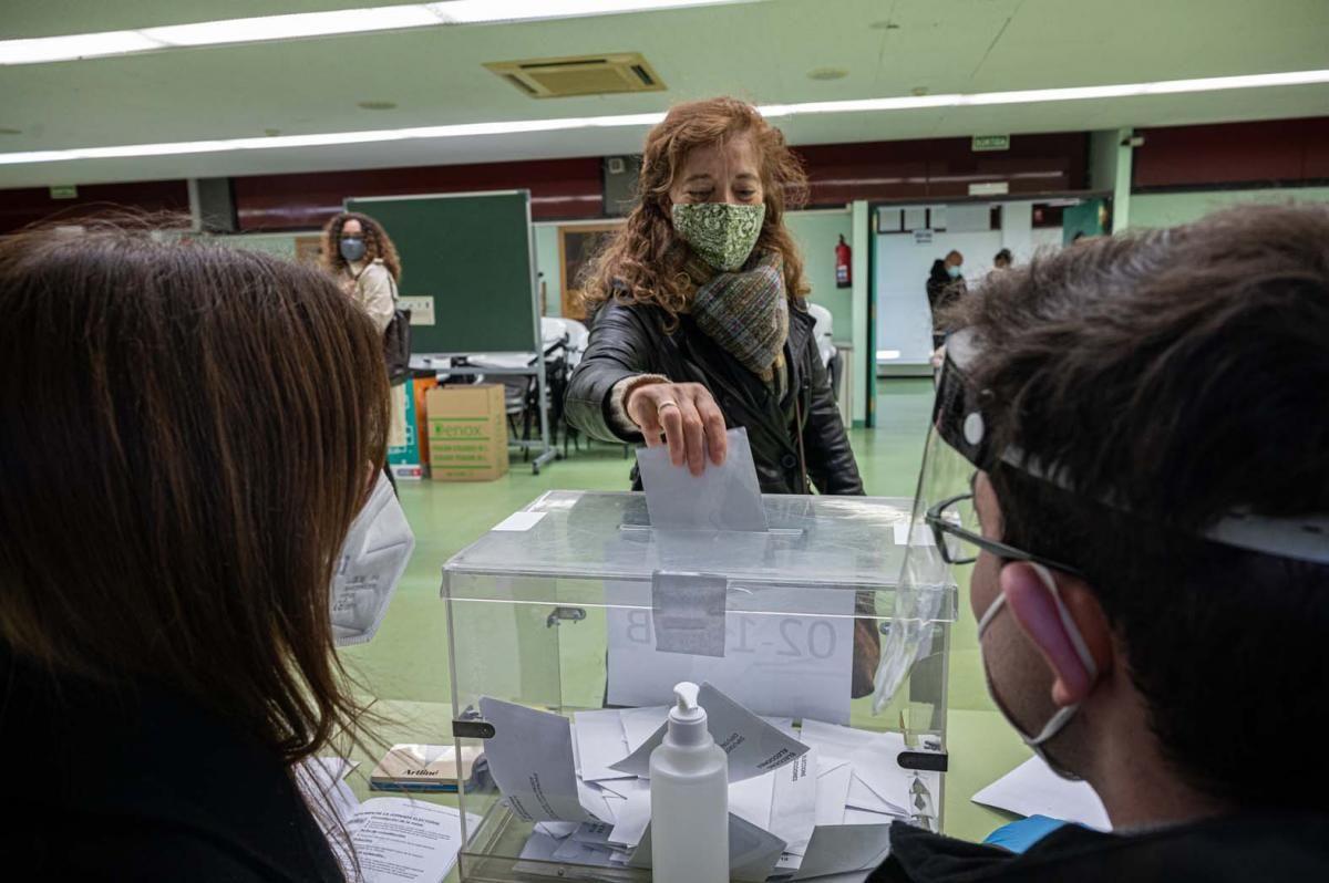 Elecciones y Covid en Cataluña