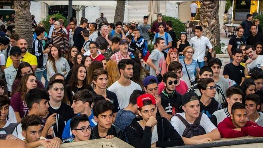 El Consell de la Joventut d'Alacant celebra su semana joven con vuelta a la presencialidad y críticas al Ayuntamiento