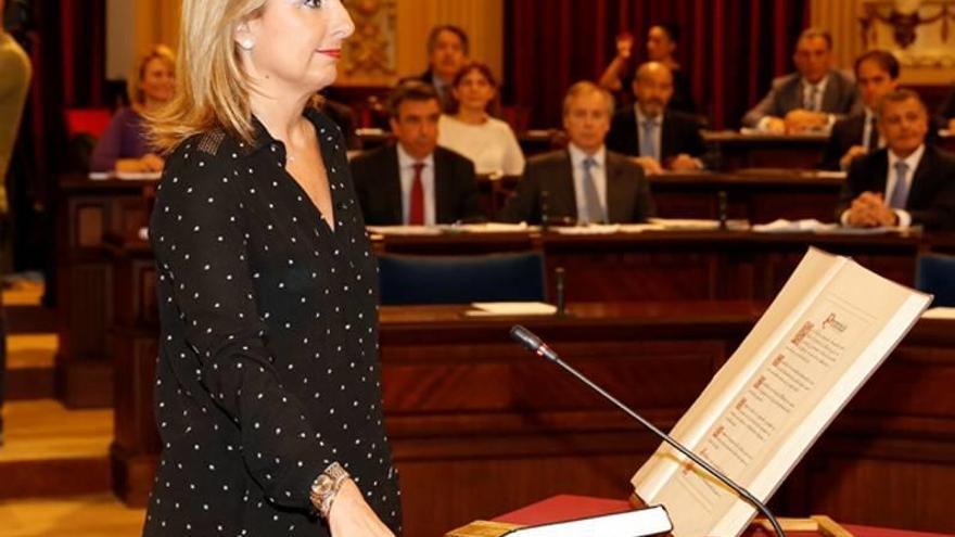 Cabrer atrae los focos y las pullas de Podemos
