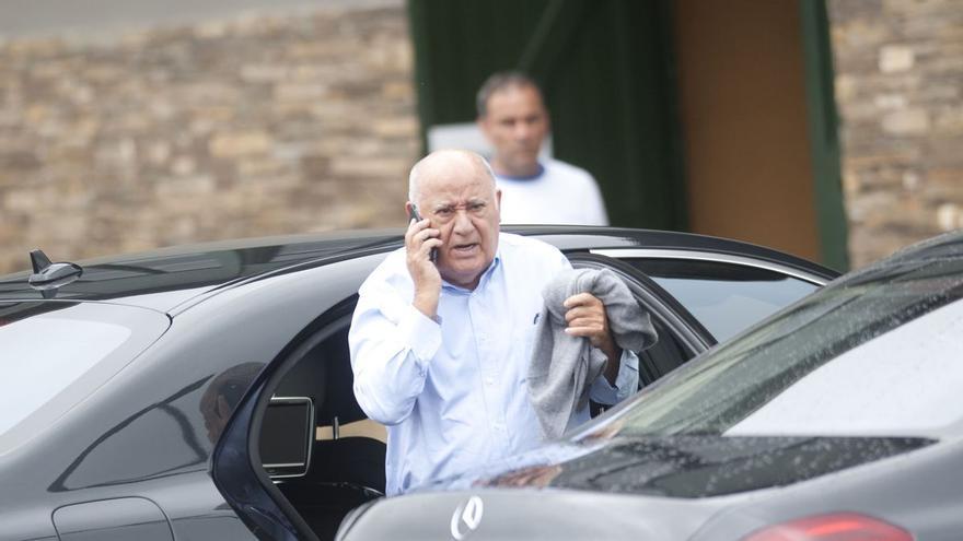 Amancio Ortega redobla su apuesta por la energía y compra el 12% de la portuguesa REN