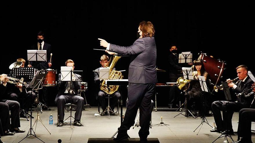 La Banda de Música de Zamora suspende el concierto de esta noche en la Catedral