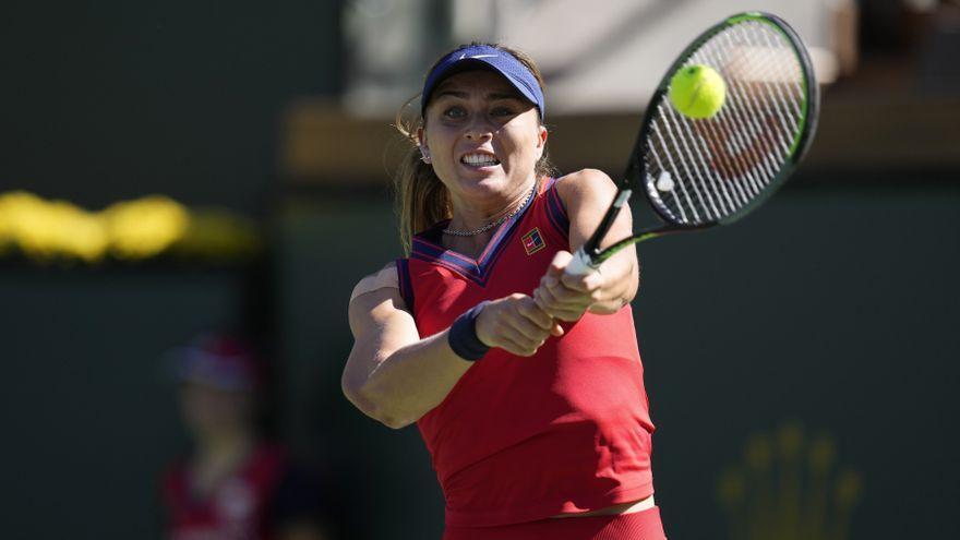 La tennista empordanesa Paula Badosa fa història a Indian Wells