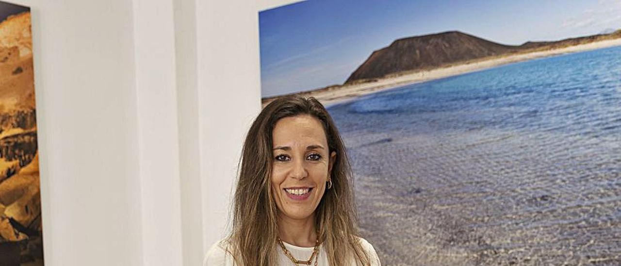 Jessica de León Verdugo, nueva consejera insular de Turismo.     FUSELLI