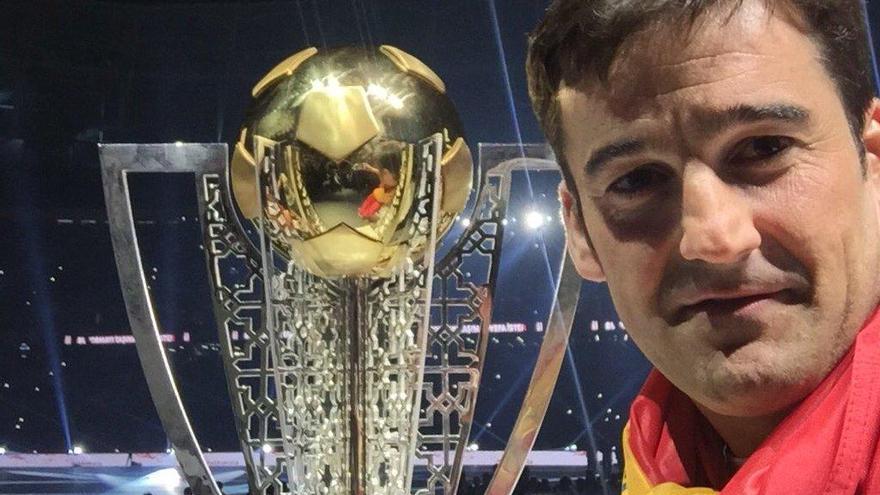 El coruñés José Sambade, nuevo preparador de porteros de la selección española de fútbol