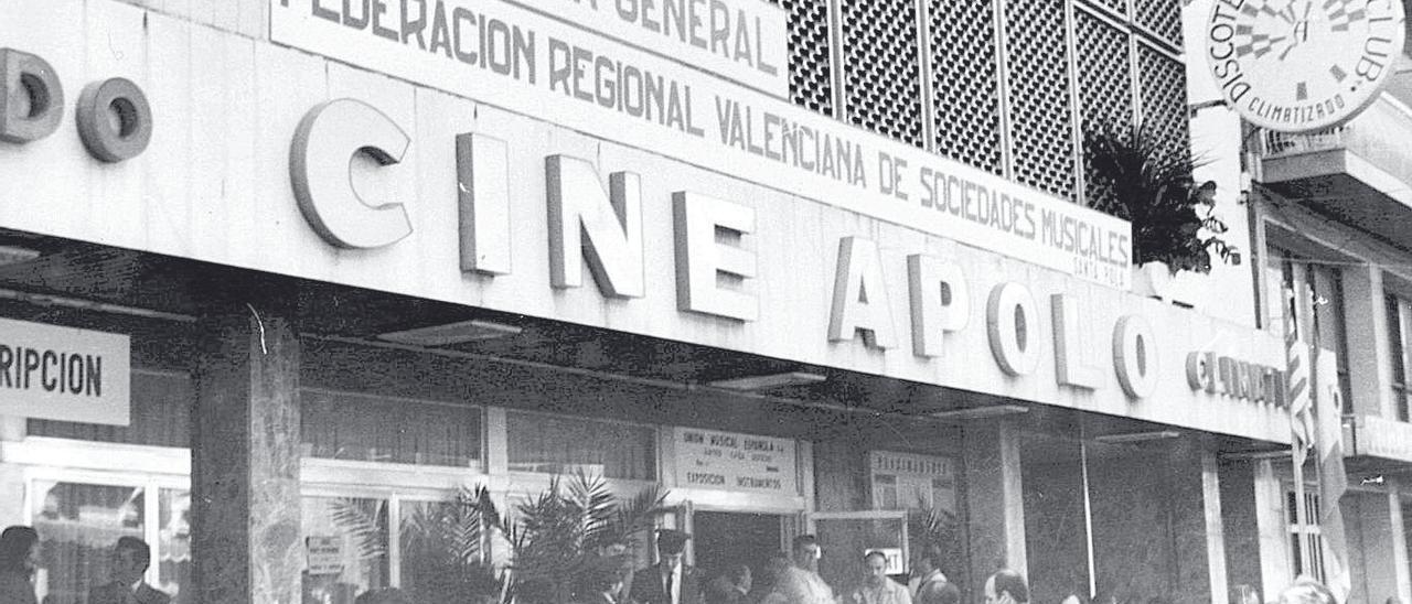 La València de los cines de barrio