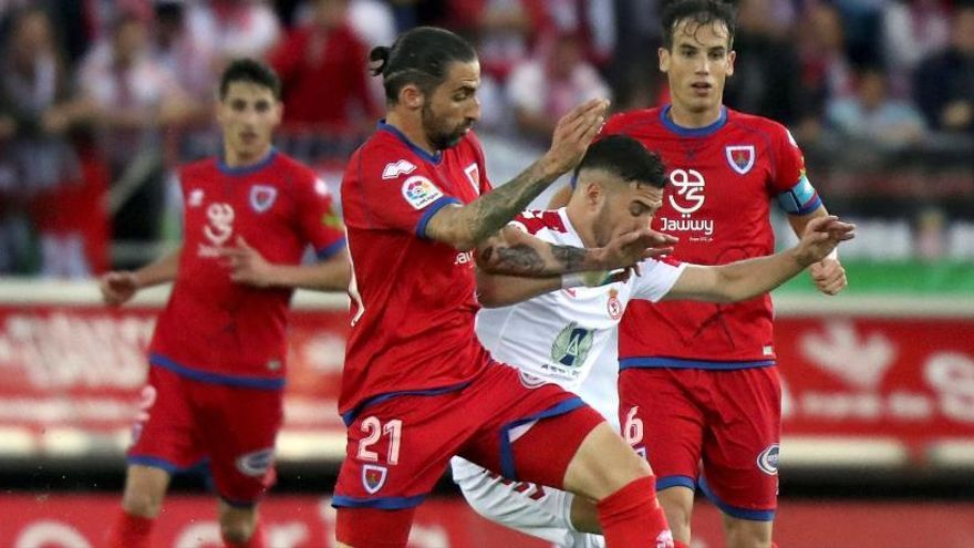 El Valladolid y el Numancia disputarán la promoción
