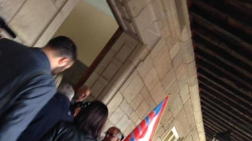 Los alcaldes de Oviedo, Lugo y Santiago reivindican el Camino Primitivo