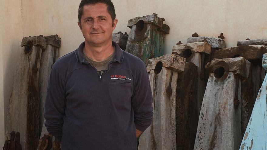 Der Retter der Windmühlen von Mallorca
