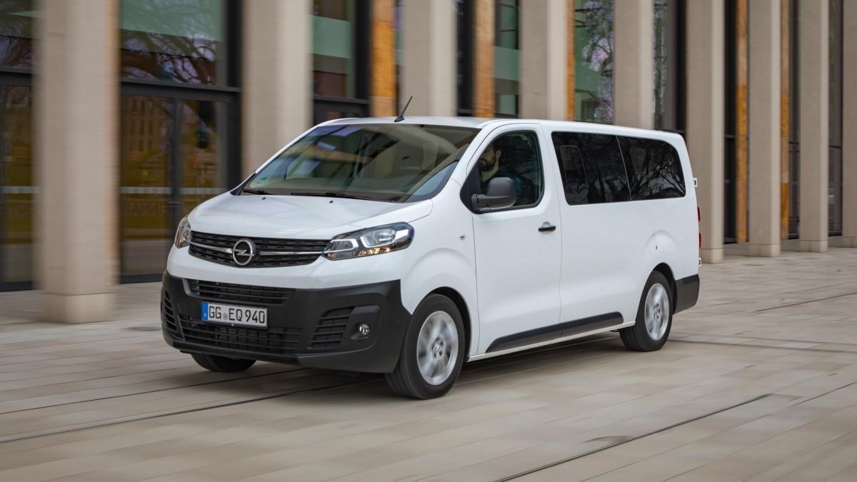 Opel Vivaro Combi 2020: una furgoneta flexible a la venta desde 26.123 euros