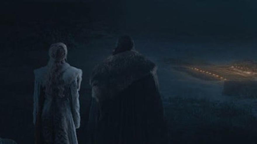 «Juego de Tronos»: Imatges inèdites de la batalla d'Invernalia