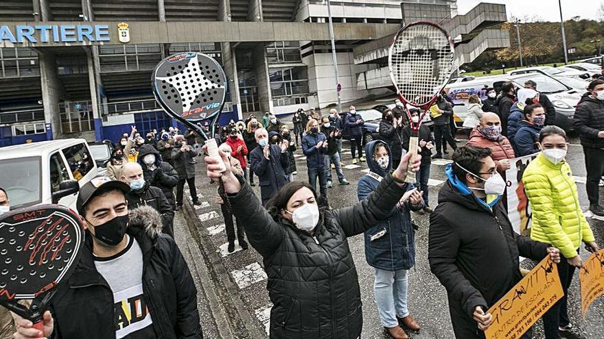 """""""Somos los olvidados de la pandemia"""", claman los deportistas"""