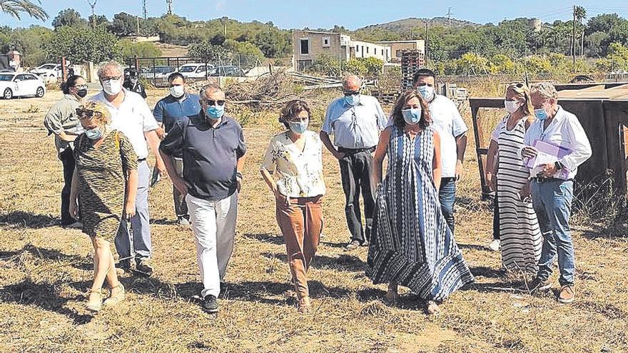 Levantarán un geriátrico en Sant Llorenç con fondos europeos