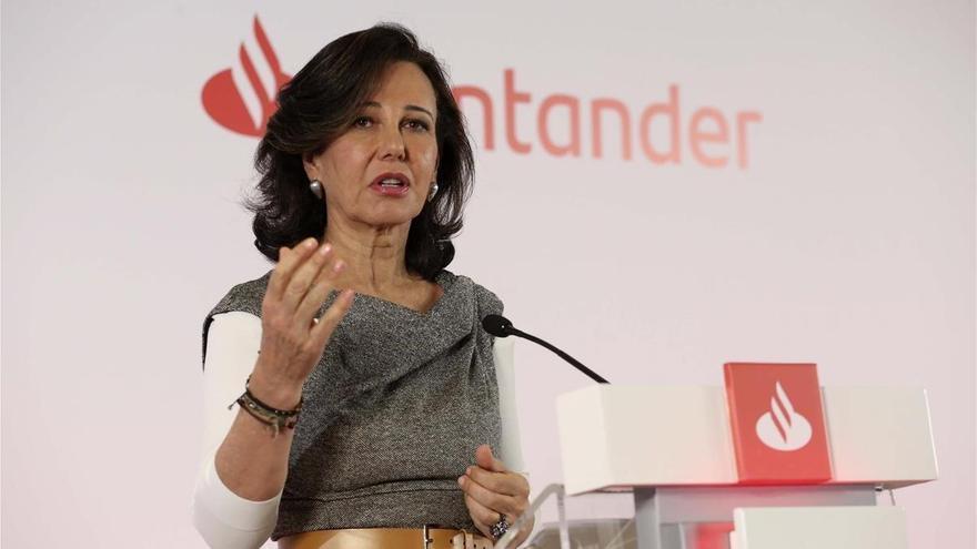 El Santander registra pérdidas de 9.048 millones en el tercer trimestre