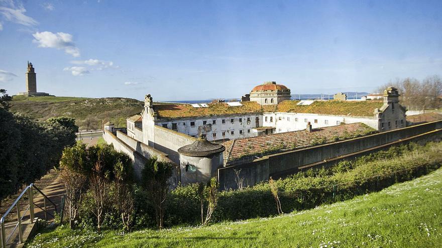 El Concello pretende convertir la antigua cárcel en un polo de creación y gestión audiovisual
